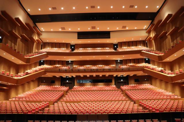 やまぎん県民ホール(山形県総合文化芸術館)の画像・写真